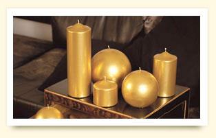 candele sheffield